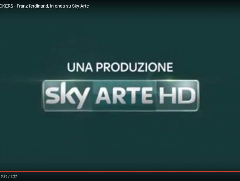 Meet the rockers -Sky Arte